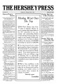 The Hershey Press 1918-05-09