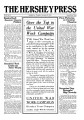 The Hershey Press 1918-11-28