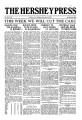 The Hershey Press 1919-09-25