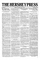 The Hershey Press 1918-08-01