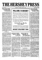 The Hershey Press 1919-08-21