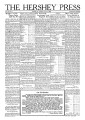 The Hershey Press 1922-08-02