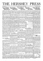 The Hershey Press 1920-04-22