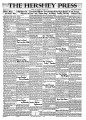 The Hershey Press 1923-01-25