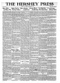 The Hershey Press 1922-09-21