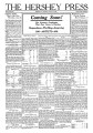 The Hershey Press 1922-01-26