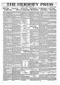 The Hershey Press 1922-11-16