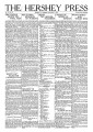 The Hershey Press 1922-09-07