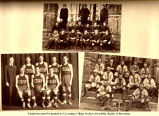 Athletic Teams, 1916-1917