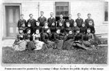 Class of 1887, Williamsport Dickinson Seminary