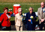 Alumni Honored at Homecoming, 1999