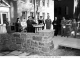 Dedication of Soldiers and Sailors Memorial Hall