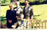 Honorees of Homecoming, 1999