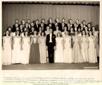 Lycoming College Choir, 1947-48