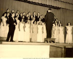 A Capella Choir, 1947-48