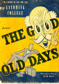 'The Good Old Days,' Featuring 'Lycoming, Fair Alma Mater'