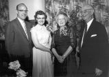 Dr. and Mrs. D. Frederick Wertz and Mrs. And Dr. Long