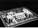 Academic Center, Scale Model