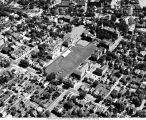 Aerial View of Lycoming College Campus, 1958