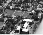 Aerial View of Lycoming College Campus, 1967