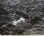 Aerial View of Lycoming College Campus, 1968