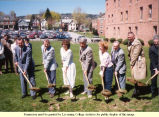 Heim Science Building Ground Breaking
