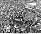Aerial View of Campus, ca.1949