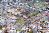 Aerial View of Lycoming College Campus