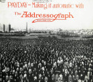 Payday : making it automatic with the Addressograph