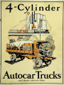 4-Cylinder Autocar trucks : and those who use them