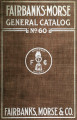 General catalogue no. 60
