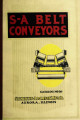 S-A belt conveyors