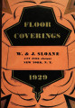 Floor coverings, 1929