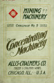 Concentrating machinery and appliances