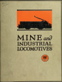 Mine and industrial locomotives