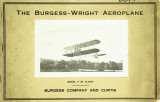 The Burgess Wright aeroplane (Burgess biplane Model F)