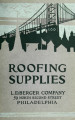 Tinners' hardware and roofing supplies : sheet metal goods, sheet metal punching and stamping,...