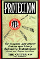 Protection a brief story of the protection afforded the electric motor and motor-driven tools by...