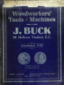 Catalogue of tools and machines for woodworkers