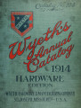 Wyeth's annual catalog : hardware edition, catalog no. 104