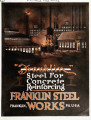'Franklin' steel for concrete reinforcing