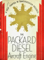 The Packard-Diesel aircraft engine