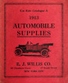 Automobile supplies : cut rate catalogue A, 1913