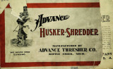 Advance husker-shredder
