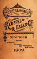 Catalogue of Keuffel & Esser Co., manufacturers and importers : drawing materials, surveying...