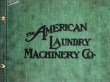 Catalog A, American Laundry Machinery Co.