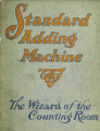 The Standard Adding Machine : quick as a flash and sure as fate