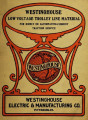 Westinghouse low voltage trolley line material : for direct or alternating current traction service