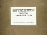Bethlehem railway passenger equipment cars. Catalog SC