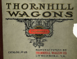 Thornhill wagons : catalog no. 28